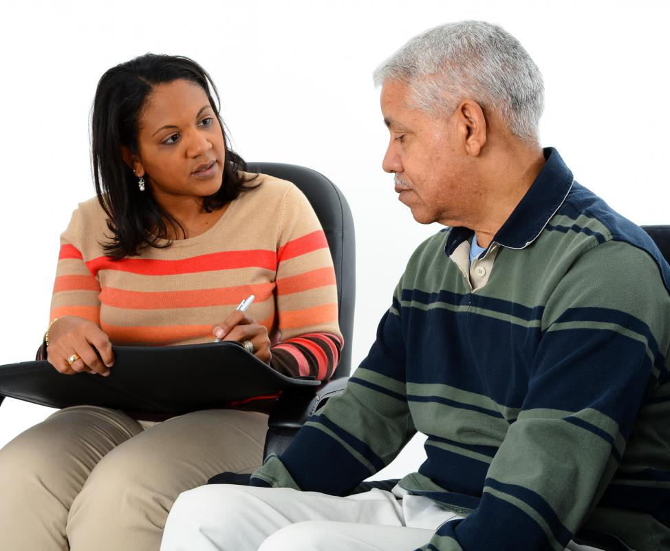 Counseling may be needed for those who suffer from elder abuse.