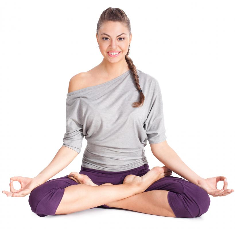 Yoga towels are usually not necessary for traditional yoga or yoga that focuses more on mediation.