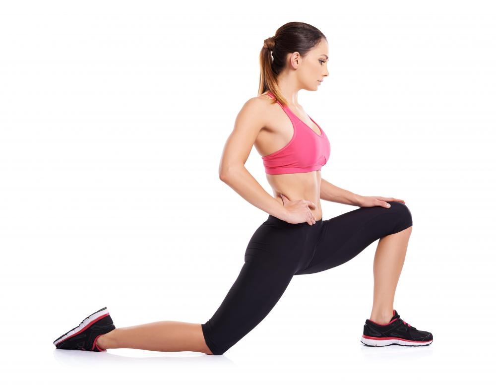 Stretching exercises, such as pilates, are generally safe for pregnant women.