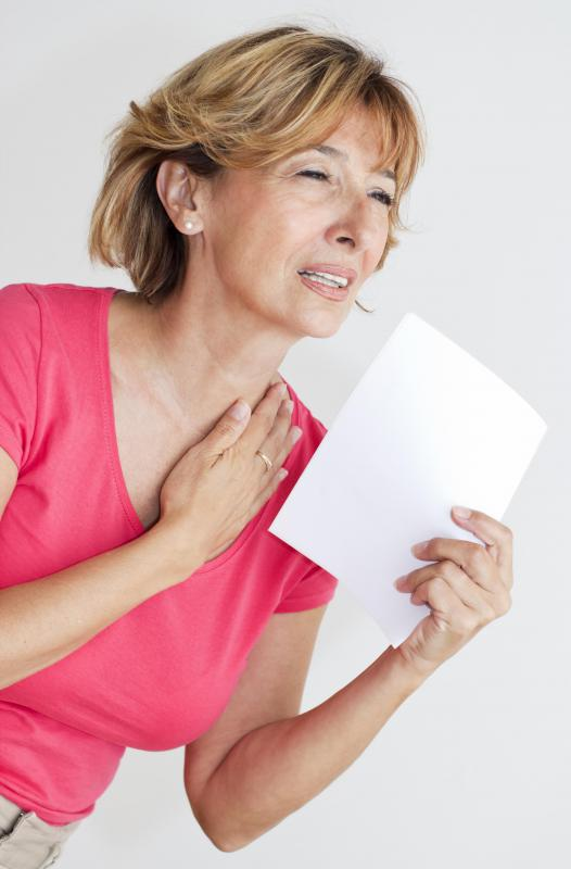Estrogen blockers can cause a number of side effects, including hot flashes, sweating, and dizziness.