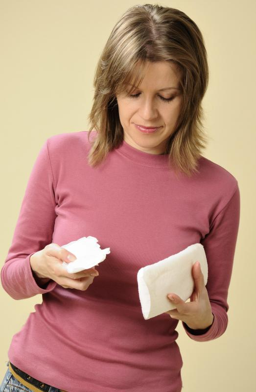 Some women with IUDs may experience heavy bleeding.