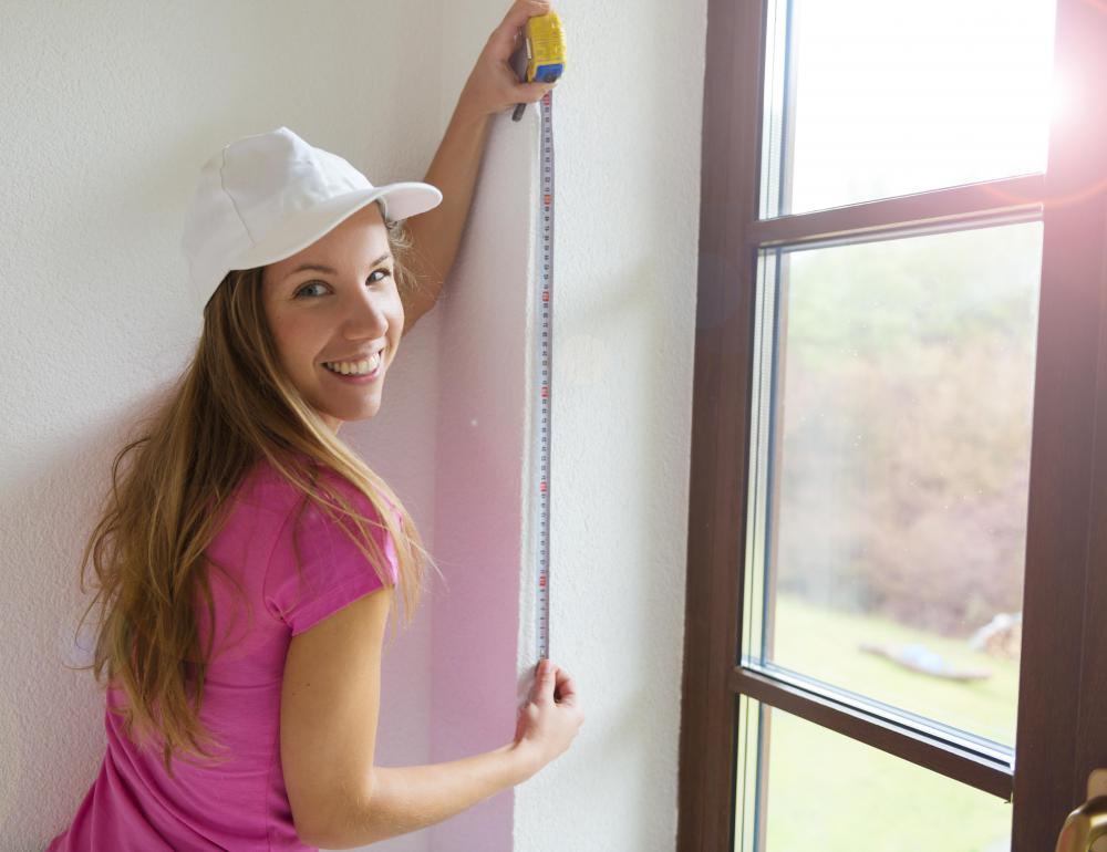 Measure the window area before purchasing shades.
