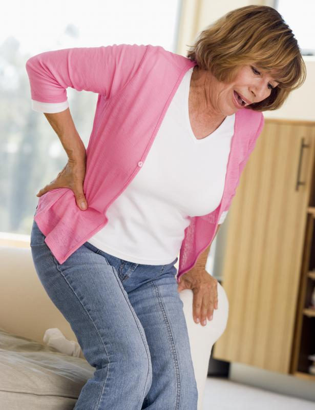 Sacroiliac joint pain often causes lower back pain.