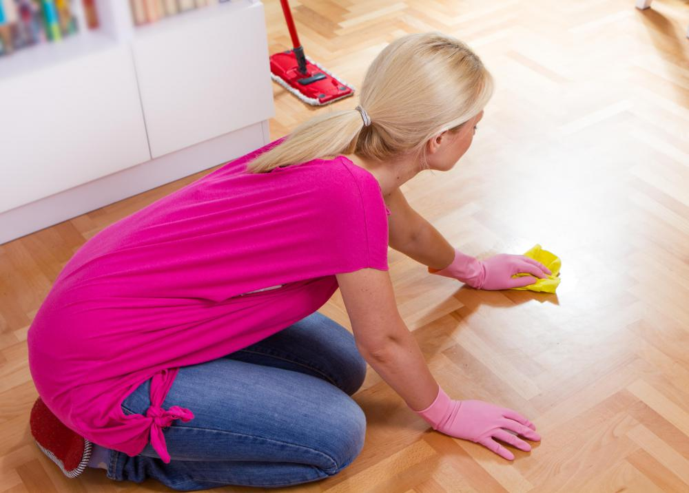 What Is The Best Way To Clean Laminate Floors With Pictures