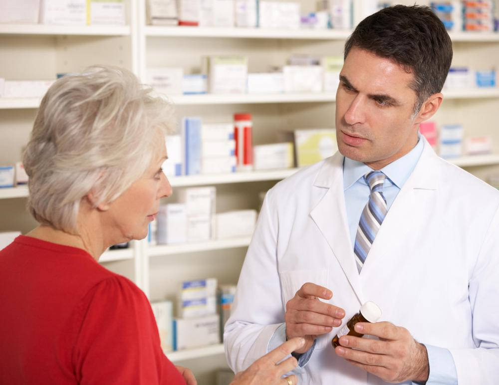 A therapeutic substitution may be carried out by a pharmacist.