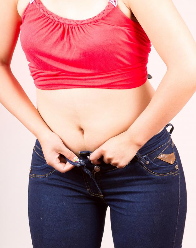 Elevated DHEA levels may cause weight gain.