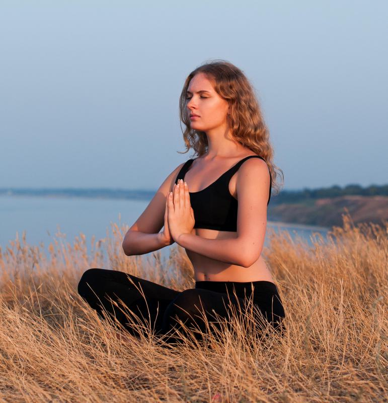 Participants in laya yoga are encouraged to meditate in order to access their latent feminine energy.