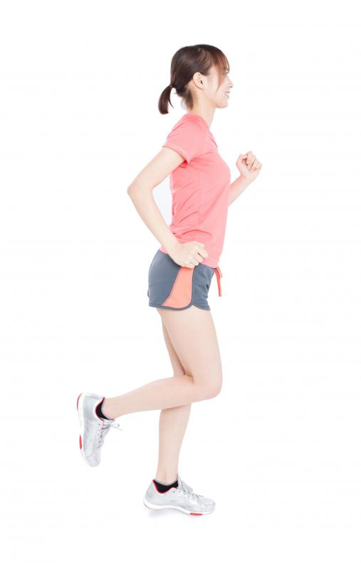 Running shorts are available in a variety of lengths.