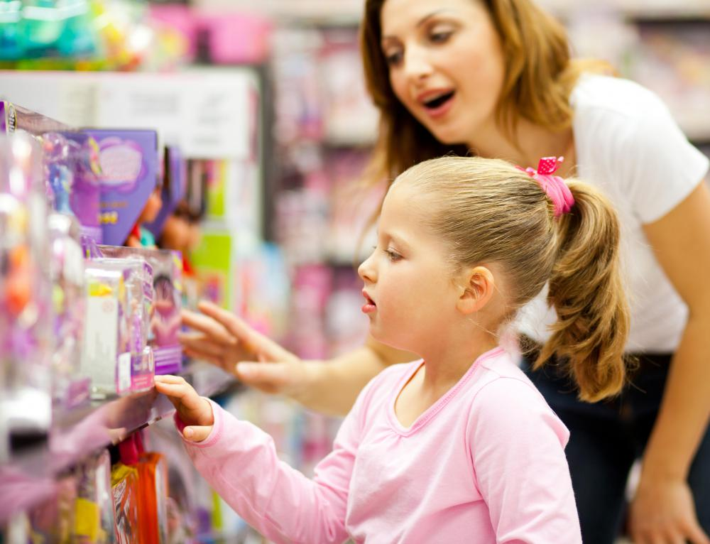 Advertising can be effective on children, especially when it comes to new toys, which is a controversial topic with some parents.