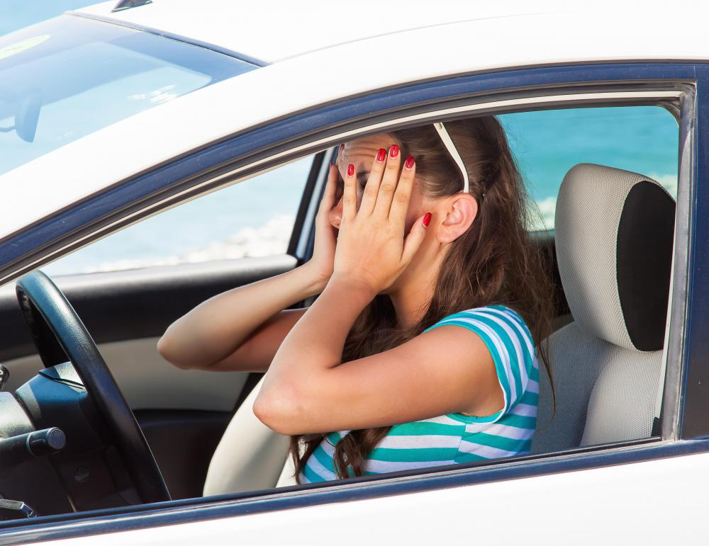 Some urban legends may cause someone to be afraid while driving their car.