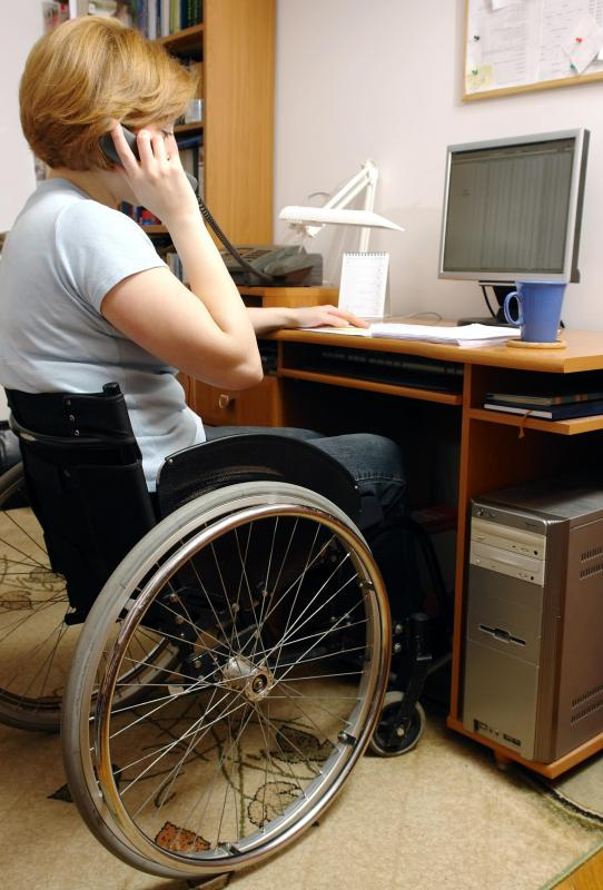 Easter Seals was active in implementing the Americans with Disabilities Act, which protects people with disabilities from mistreatment and discrimination.