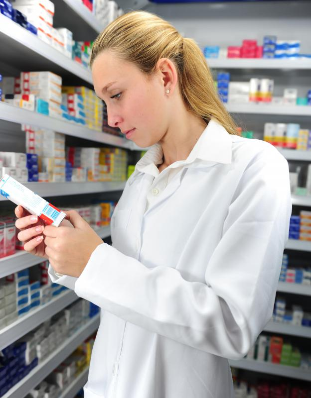 Pharmacists can only dispense medications with a doctor's prescription, unless they're over-the-counter products.