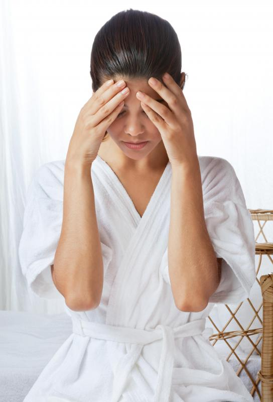 Migraines may occur as a side effect of prednisone.