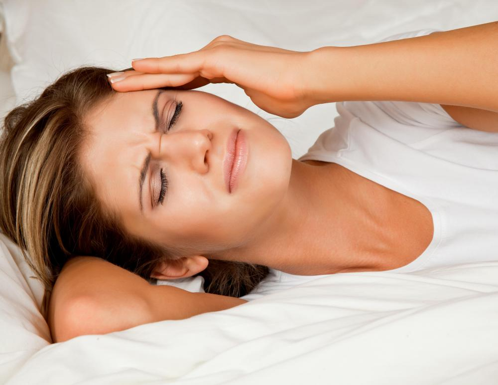 Natural liniment remedies may be used to relieve the discomfort of headaches.