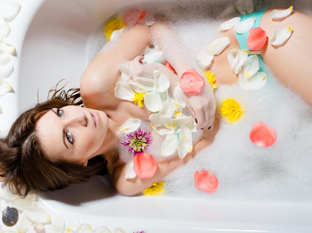 The hard surface of a bathtub can prevent full relaxation, and may even cause pain.
