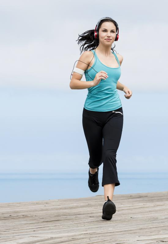 Walking or jogging regularly will help reduce visceral fat.