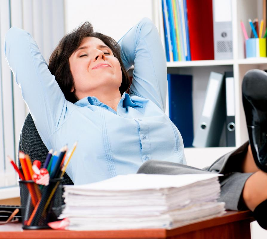 Scheduling breaks during a workday is important to prevent burnout.