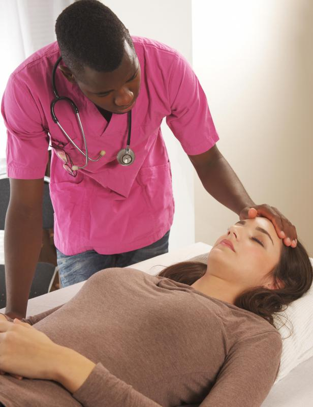 Pain management consultants are often employed in hospitals and clinics.