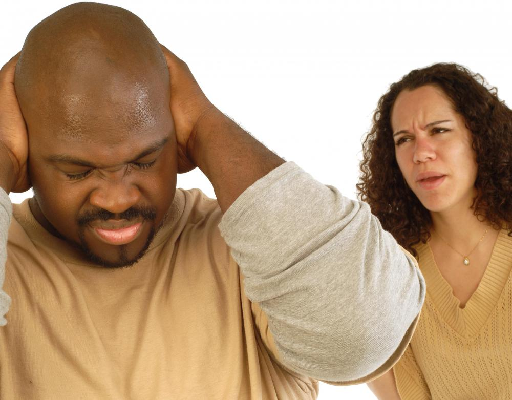 Couples therapists might help with communication issues.