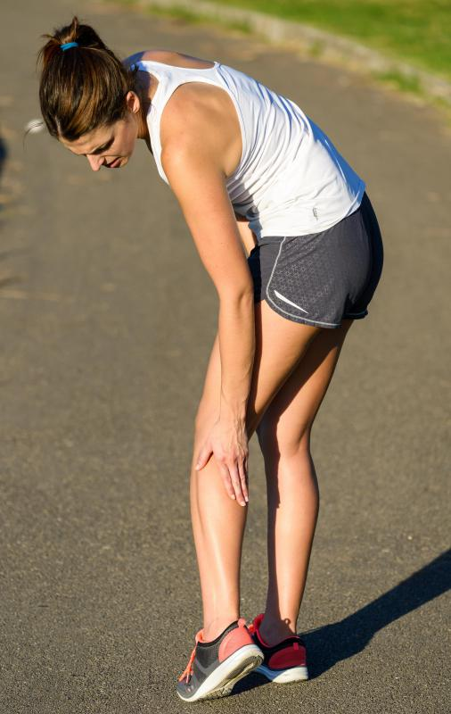 Overuse of the ankle can cause tendonosis, which is tiny tears in the tendons of the ankle.