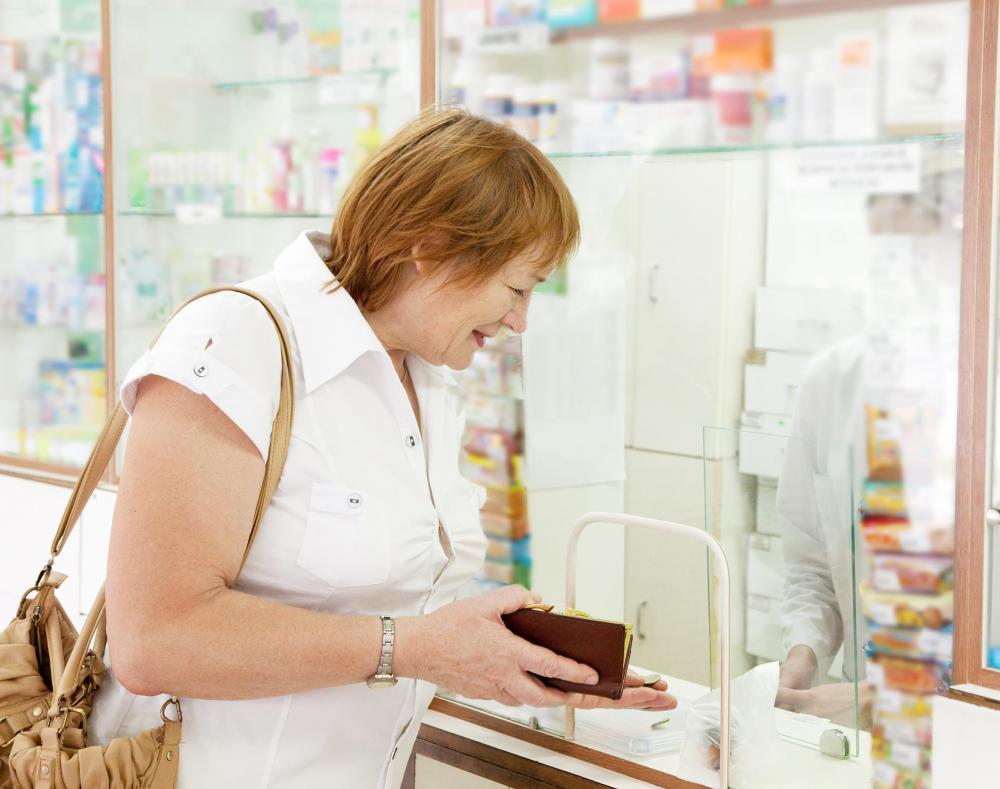 A drug reimbursement is often a benefit of a medical insurance plan, though not all offer prescription drug benefits.