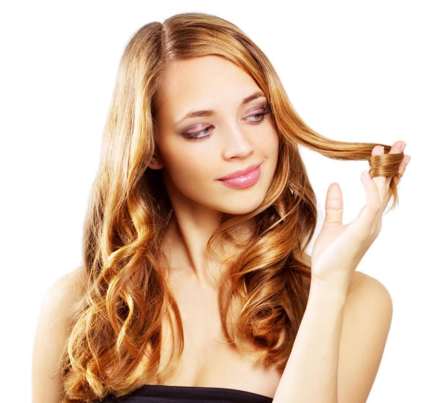 Because it is rich in healthy fats, cod liver oil can help hair grow shinier.