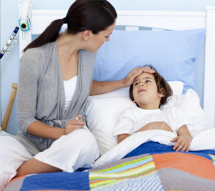 Most Tay-Sachs patients are young children.