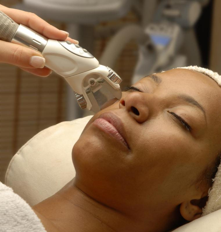 Electrolysis is the most common type of permanent facial hair removal method.