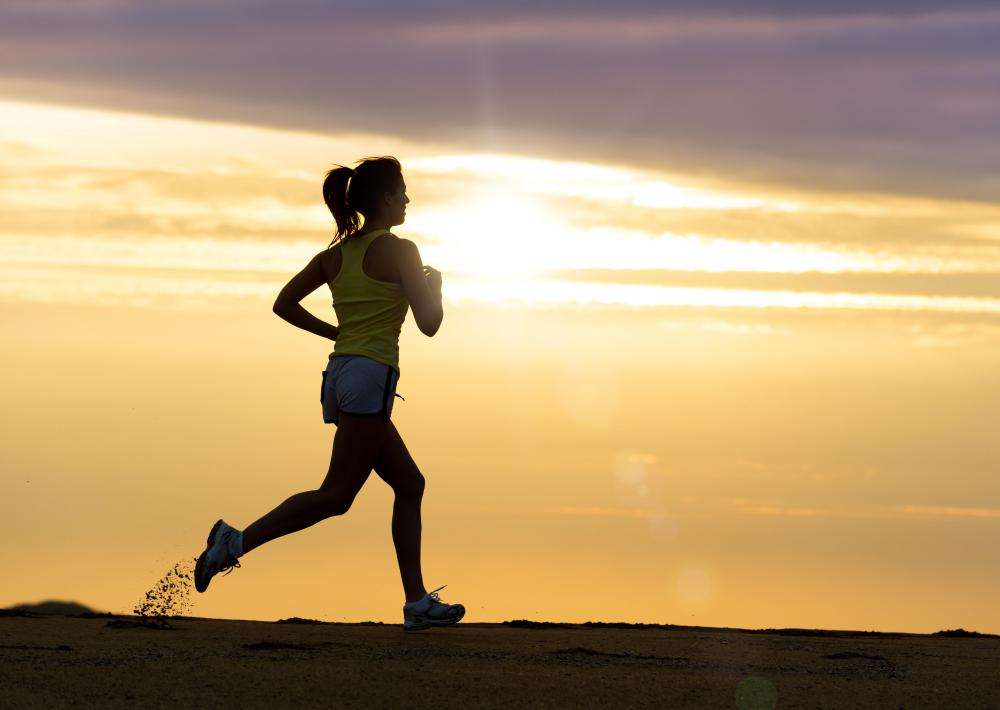 Interval training allows runners to exercise above their threshold.