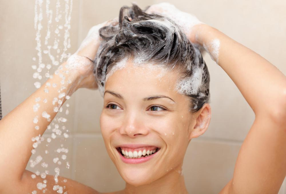 A shampoo maker might use persuasive advertising that suggests the ingredients in its product are ideal for nourishing a particular type of hair.