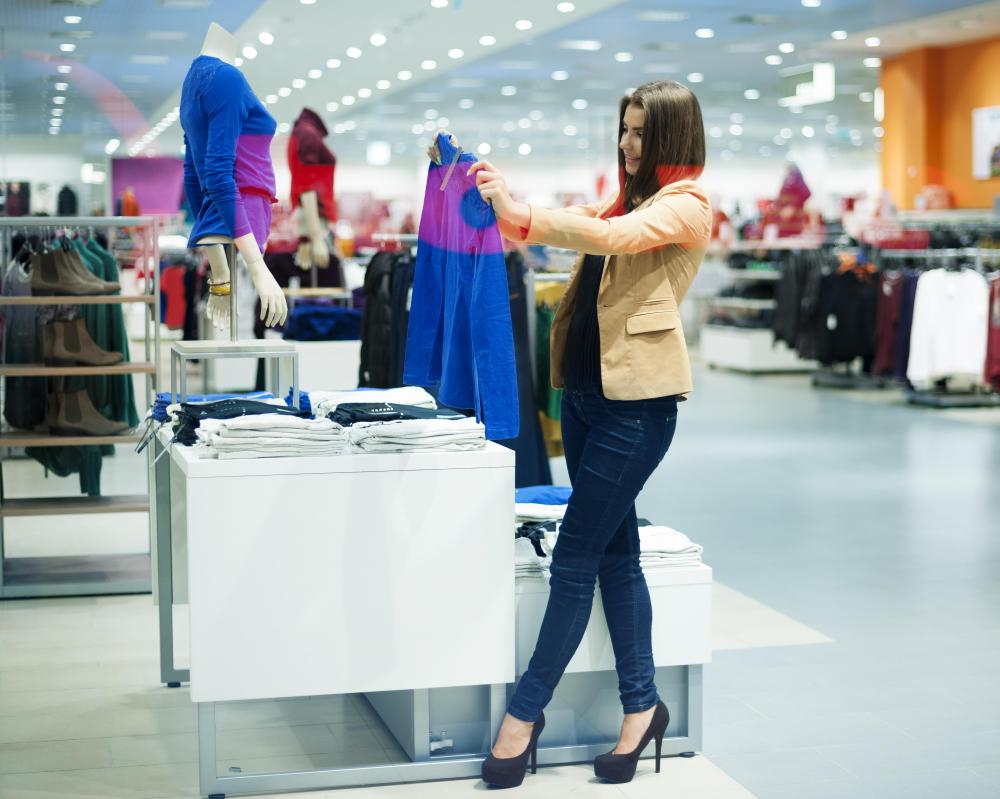 Mystery shoppers are hired to covertly evaluate a retail company.