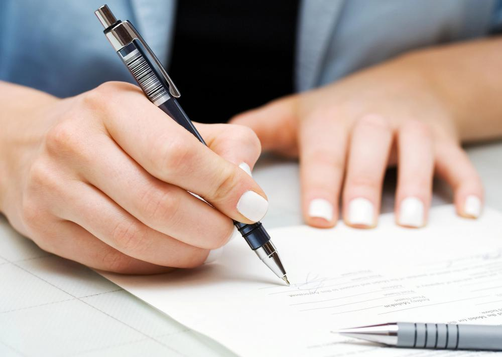 Prenuptial agreements should be read over carefully to make sure everything is clearly outlined before signing.
