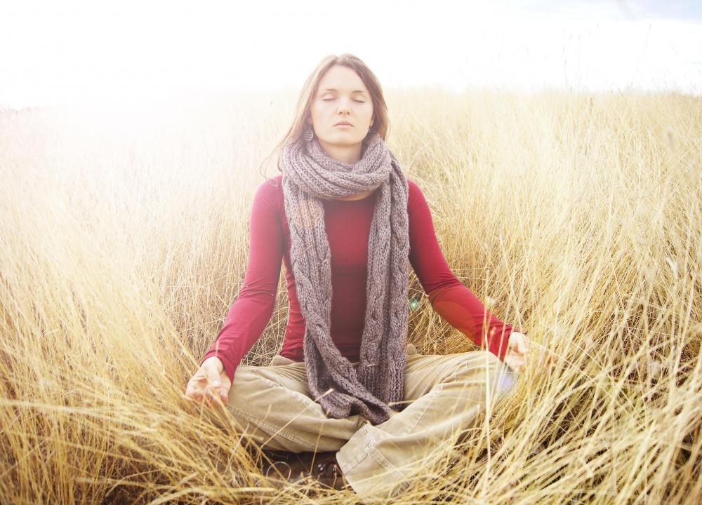 Sahaja meditation is intended to increase awareness and self-realization.