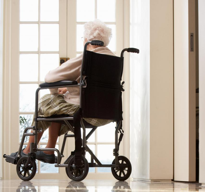 Care providers can be accused of negligence is an elderly person is left without proper treatment for an extended period.