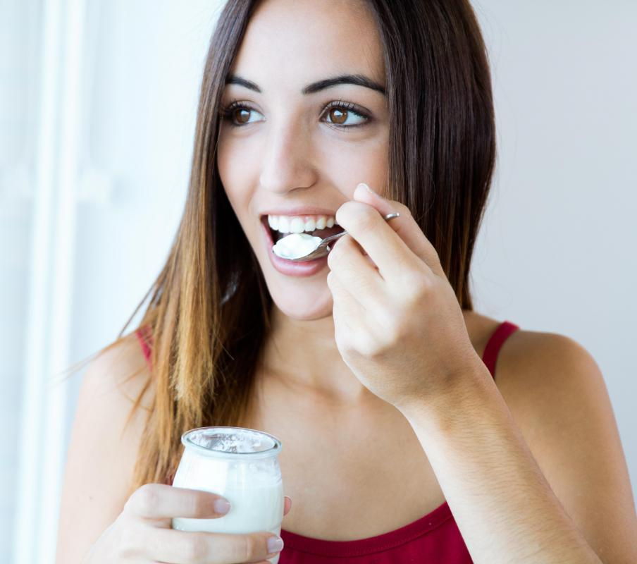 Because of its active cultures -- such as those belonging to the bifidobacteria genus -- yogurt is considered a probiotic.