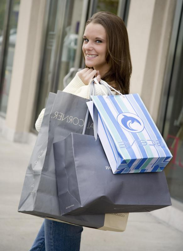 Consumer spending tends to increase in good economies.