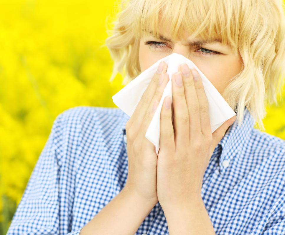 Individuals who experience excessive sneezing may require a rhinoscopy.
