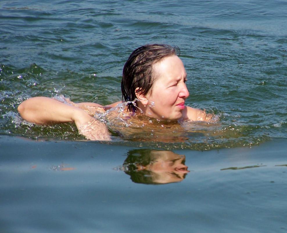 Swimming Posts on Fanpop