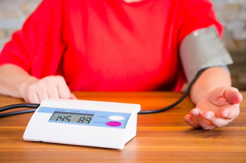 LDLs can lead to high blood pressure.