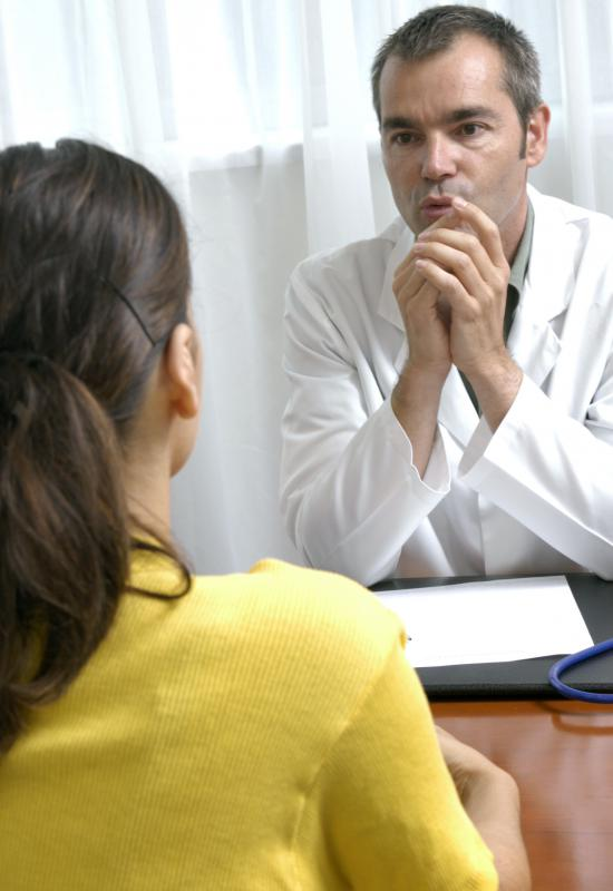 Regular gynecological screenings can usually detect early stage cervical cancer.
