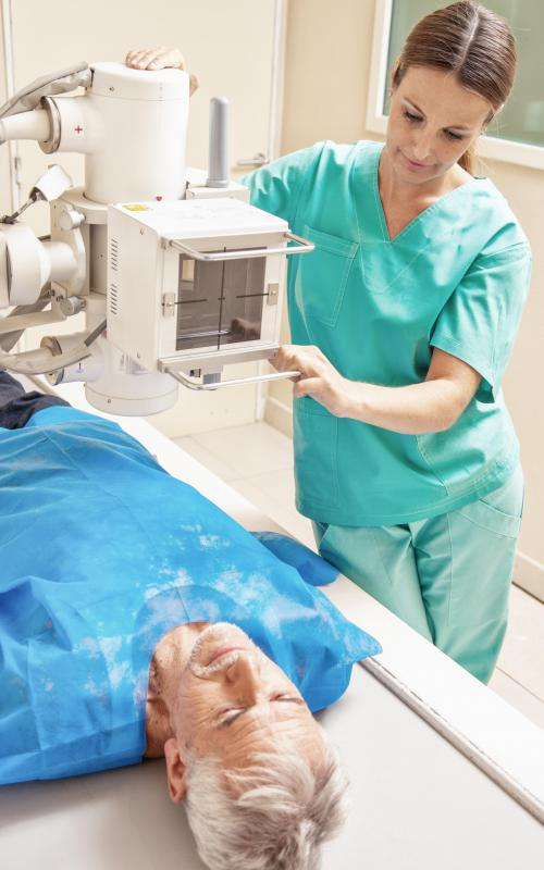 A pacemarker replacement procedure will be guided by a specialized X-ray machine.