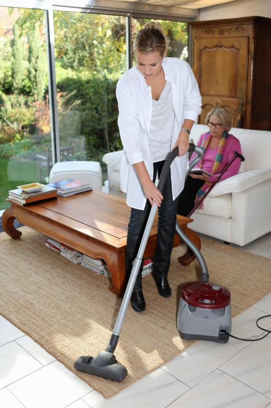 Routine cleaning may help reduce allergen exposure.