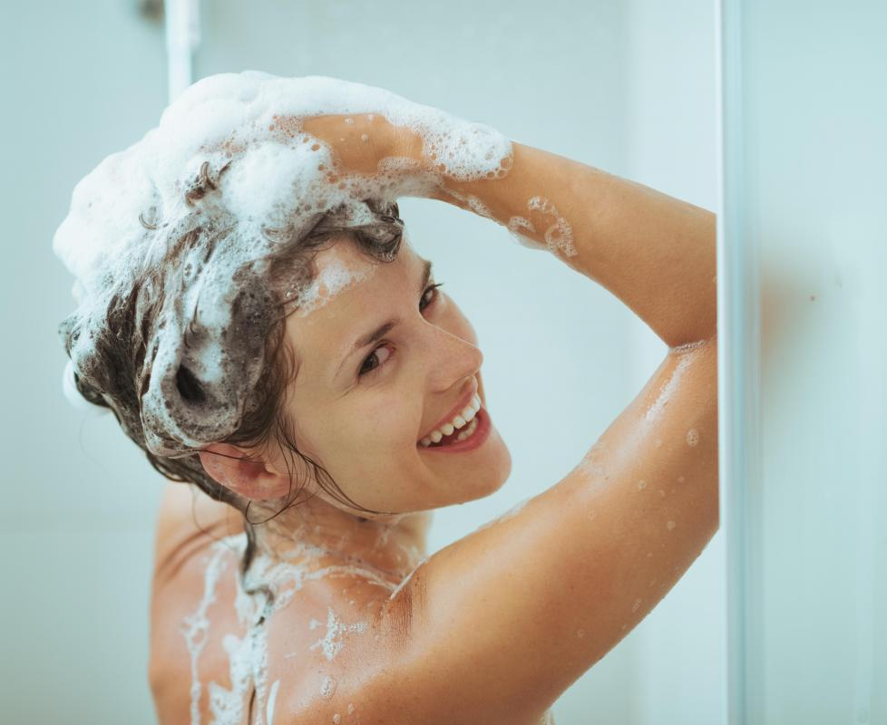 Some prefer to use shampoos that are fragrance free.
