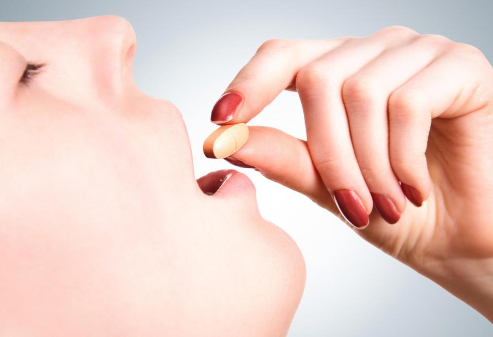 Women who may have difficulty swallowing tablets may prefer chewable prenatal vitamins.