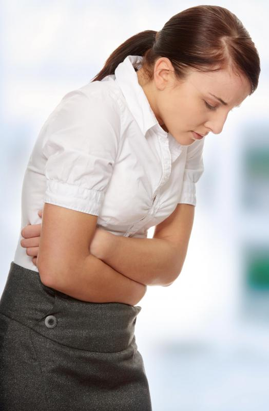 Hunger pains are caused by stomach muscle contractions.