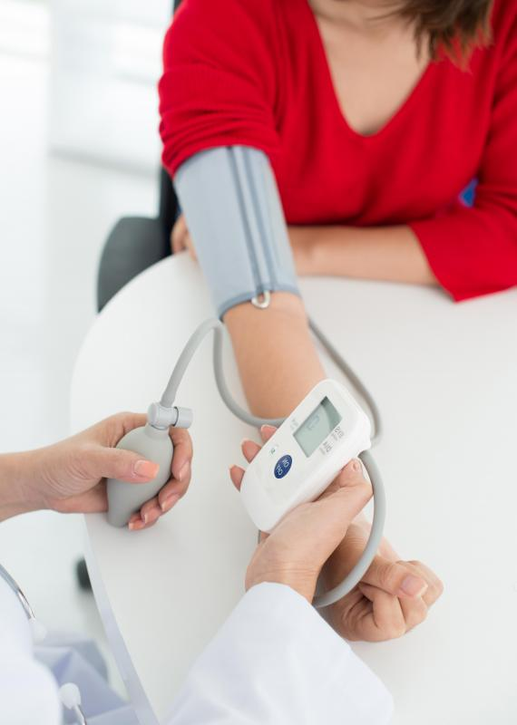Patients on Lisinopril should continue to track their blood pressure regularly.