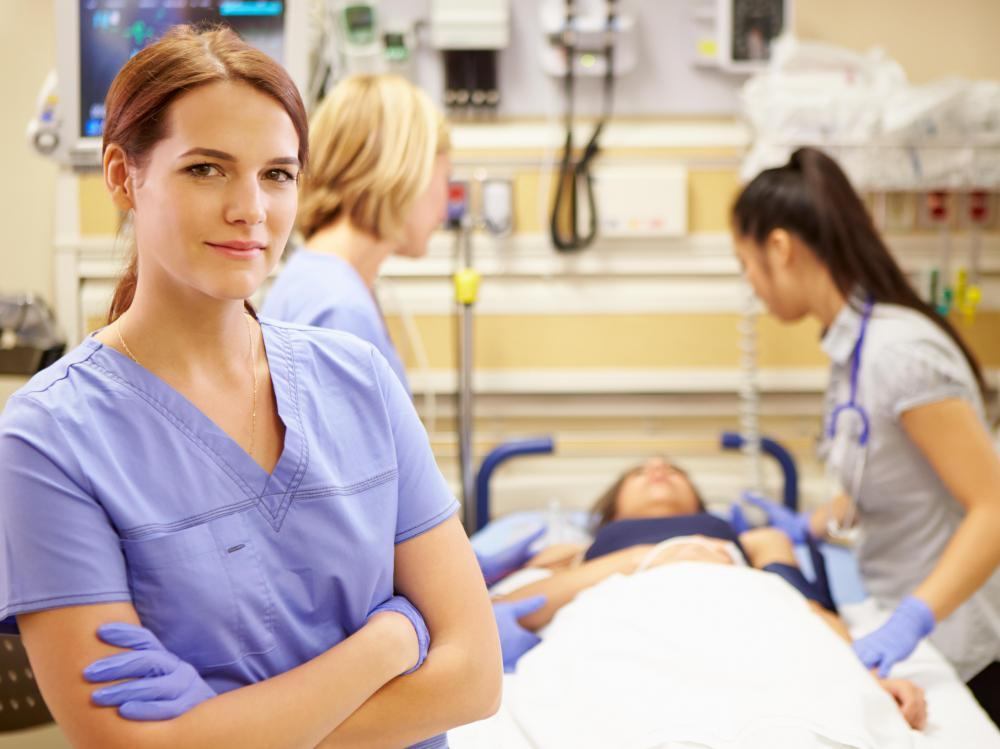 Licensed practical nurses typically only need to attend a year or so of training and schooling.