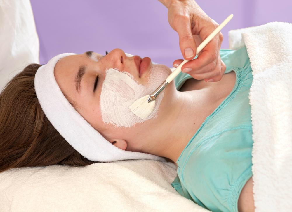 Chemical peels are a way to whiten skin.