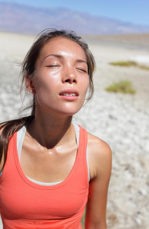 If left untreated, heat exhaustion can develop into heat stroke, a more dangerous condition.