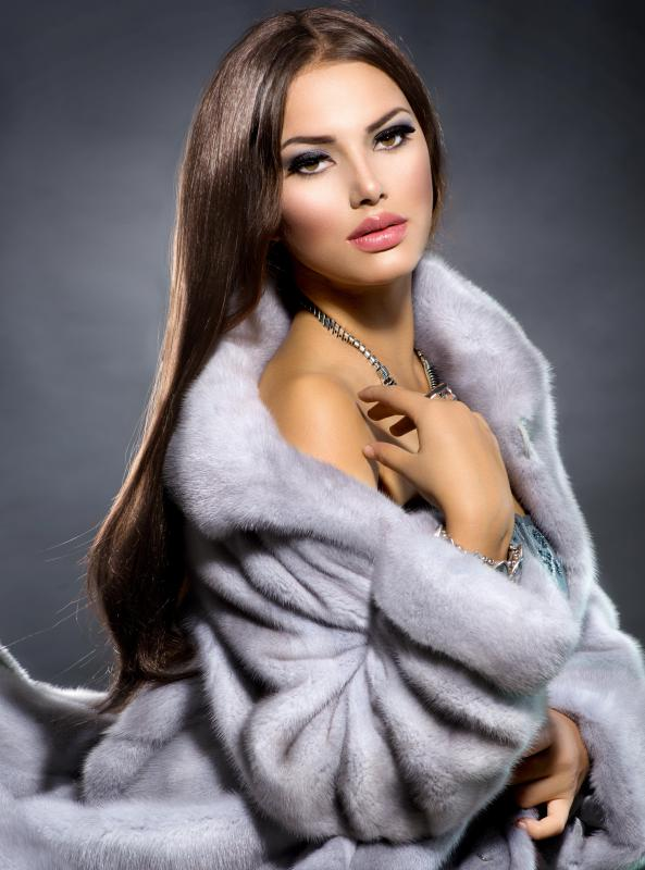 An animal pelt is referred to as fur.